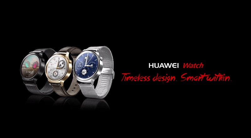 Huawei、Android Wear搭載のスマートウォッチ「Huawei Watch」のPVを公開