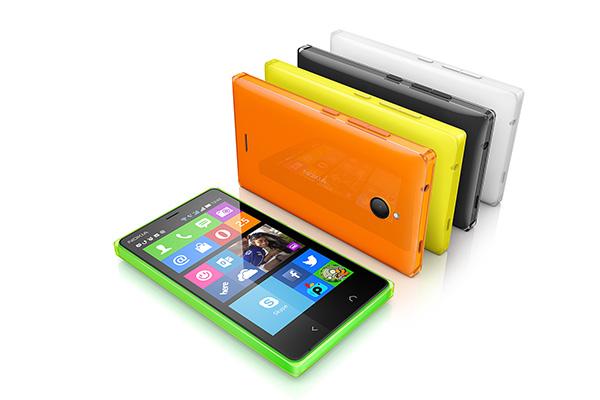 Microsoft-Android搭載スマートフォン「Nokia X2」を発表