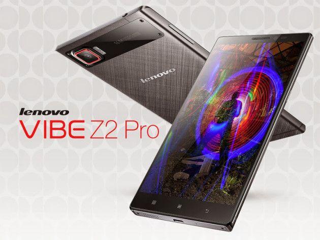 lenovo-6インチ2kディスプレイ搭載のスマートフォン「Lenovo Vide Z2 」を発表