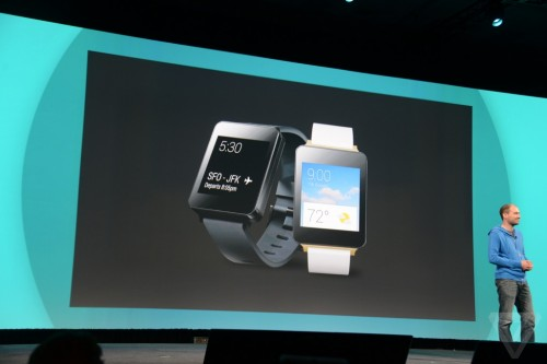 【速報】LG GはGooglePlay上で本日より発売開始、Moto360は今年の夏より