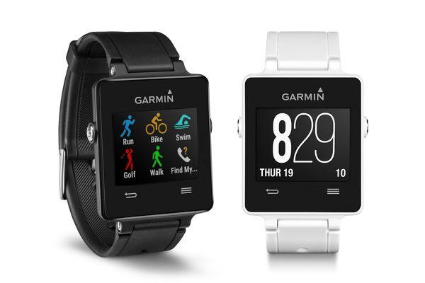 CES 2015:Garmin 、GPS搭載のスマートウォッチ 「Vivoactive」や「Vivofit 2」を発表