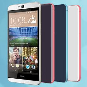 CES 2015:HTC、Android 5.0搭載の新型ミッドレンジモデル「Desire 826」を正式発表