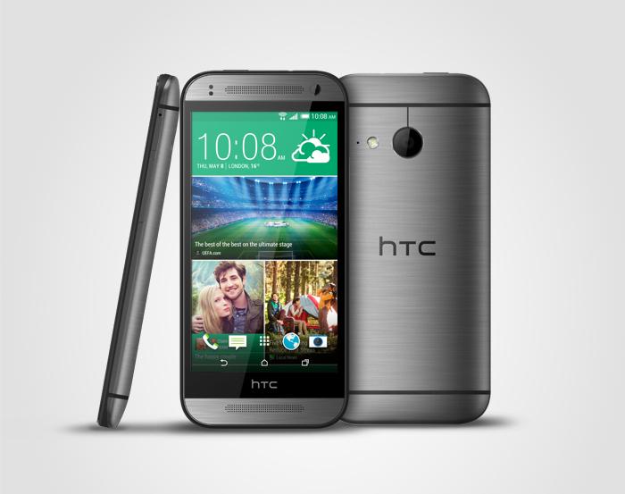 HTC-HTC One mini2 を正式発表。外観はHTC One M8とソックリ