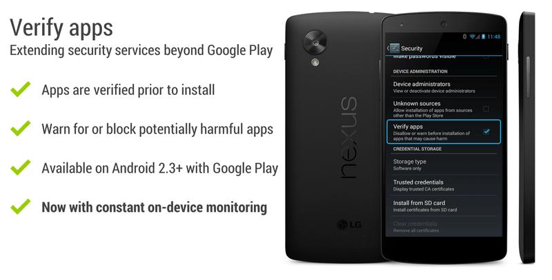 Androidをリアルタイム監視するセキュリティモニタリング機能をGoogleが提供