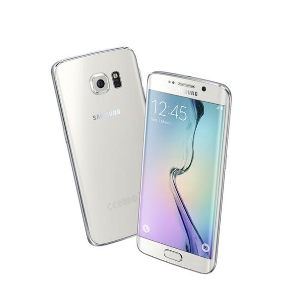 【MWC 2015】Samsung、フラッグシップモデルの「Galaxy S6」と「Galaxy S6 Edge」を発表