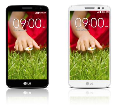 国内でも販売されたLG G2 miniはBIGLOBEスマホとして提供