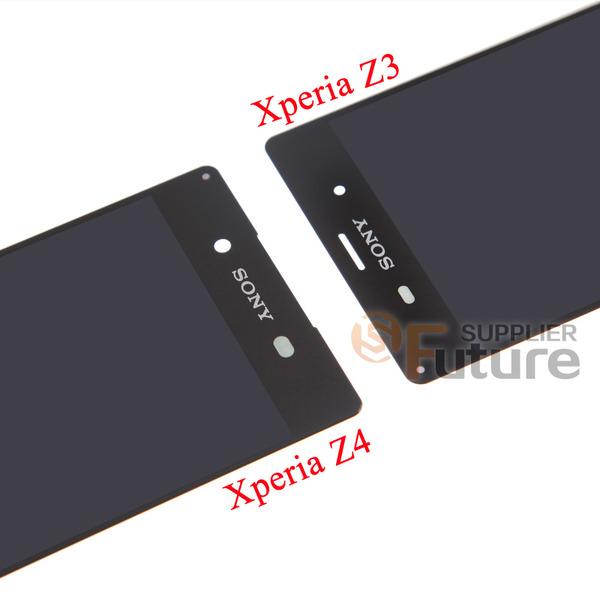 Xperia Z4のフロントディスプレイが流出 ベゼルが極薄へ