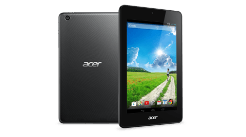 Acer-低価格なAndroidタブレットの2機種を発表