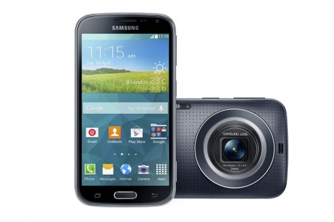 Samsung-カメラが特徴的なGallery K Zoomを正式発表!