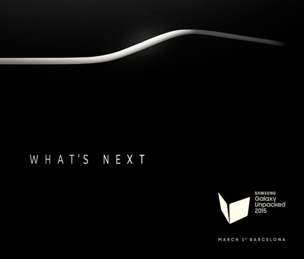 Samsung、新製品発表会「Galaxy Unpacked 2015」を3月1日に開催へ「Galaxy S6」登場か
