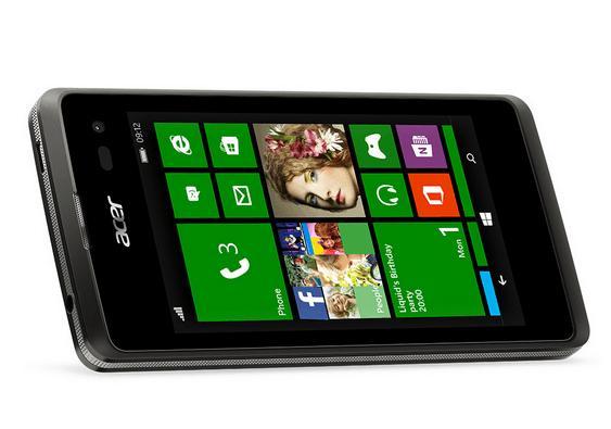 【MWC 2015】Acer、Windows 8.1を搭載したWindows Phone「Liquid M220」を発表