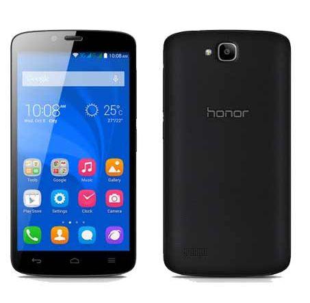 Huawei-安価なAndroidスマートフォン「Honor Holly」をインドで発表