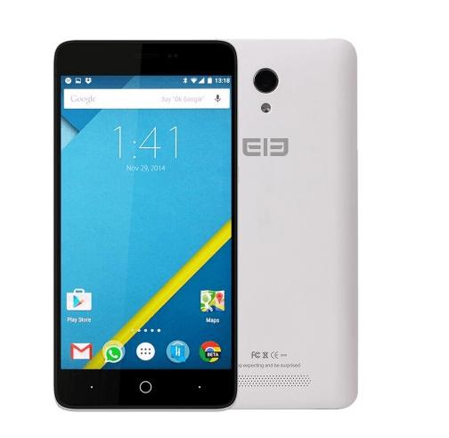 中国 Elephone LTE通信に対応した低価格(約2万円)スマートフォン「P6000」発表
