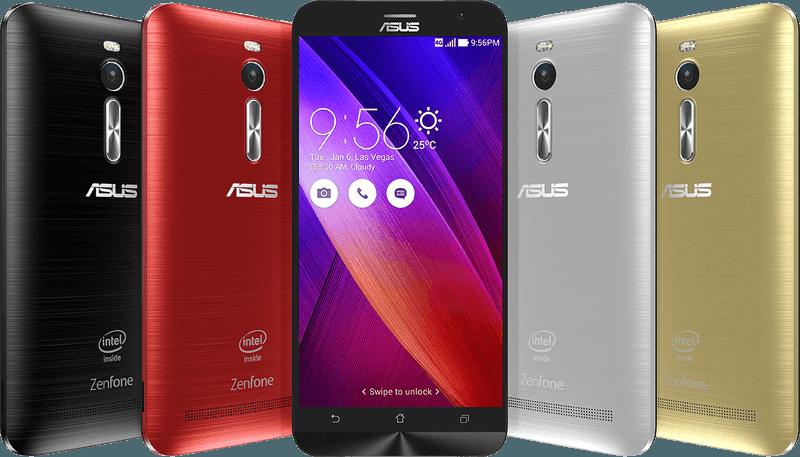 ASUS、ZenFone 2の最上位モデル(4GBRAM/64GBROM)は台湾で3月23日に38,000円と格安販売へ