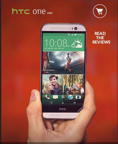 HTCがフラッグシップモデルのスマートフォン「HTC One (M8)」を発表