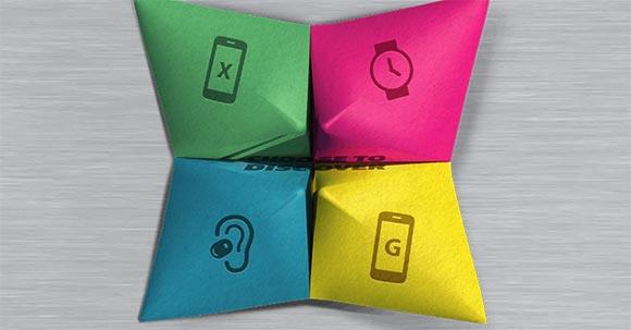 Motorola-円型ウェアラブル端末「Moto360」など4種類の新製品を9月4日に発表。