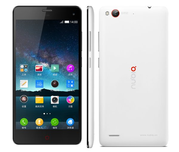 ZTE-新スマーフォン3機種発表!2kディスプレイ搭載モデルも