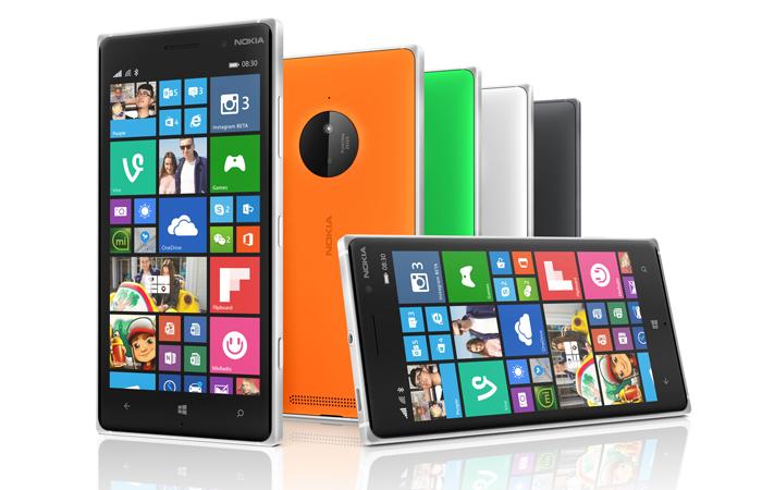 【IFA2014】Nokia-WindowsPhone8.1搭載のスマートフォン「Lumia 830」「Lumia 730 Dual」「Lumia 735」の3機種発表