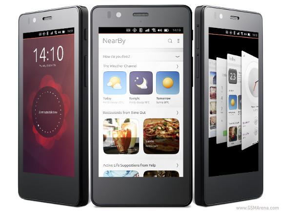 Ubuntu OSを搭載した世界初のスマートフォン「BQ Aquaris E4.5」をヨーロッパで発売へ