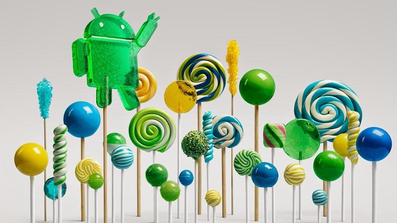 Google-Android 5.0 Lolipopのアップデートを開始したと発表