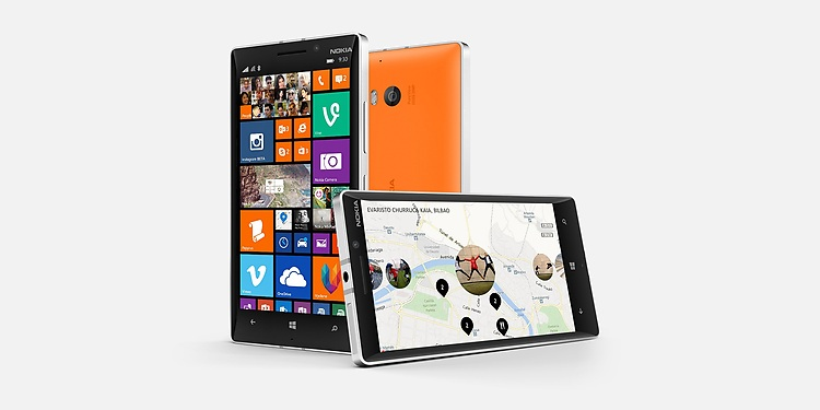 Nokia「WindowsPhone8.1」搭載のLumia 930を発表