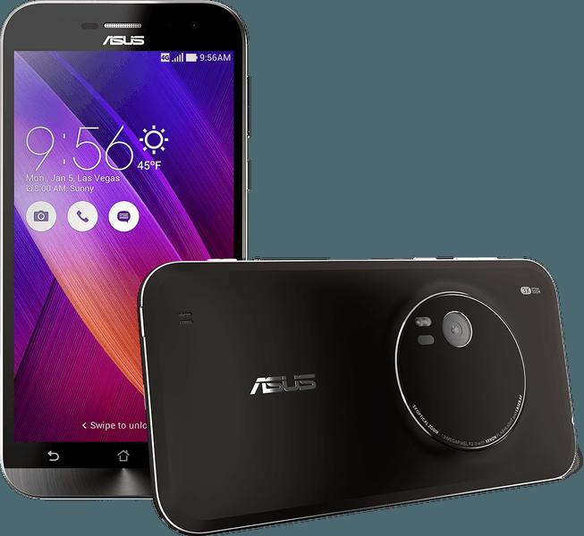 CES 2015:ASUS、世界最薄光学3倍ズームスマートフォン「Zenfone Zoom」を発表