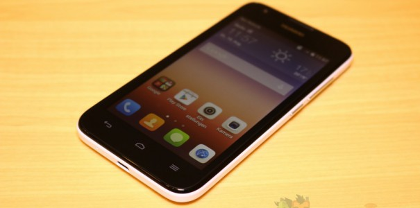 【IFA2014】Huawei、64bitプロセッサを搭載したAndroidスマートフォン「Ascend G620S」「Ascend Y550」を発表