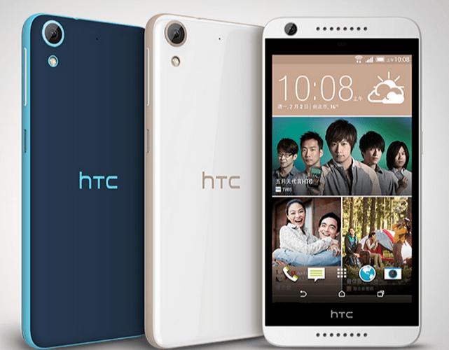 HTC-64bitCPU搭載のミッドレンジスマートフォン「Desire 626」を発表