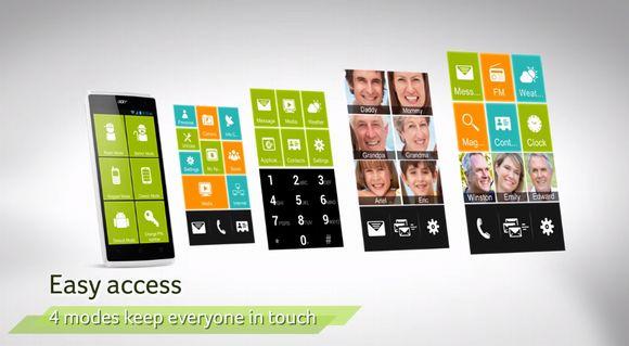 Acer-新型スマートフォン「Liquidシリーズ」4機種発表