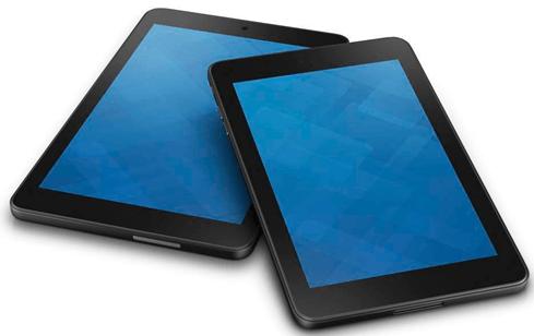 Dell-Intel Atom MerrifieldCPUを搭載したタブレット「Venue7/8」を発表