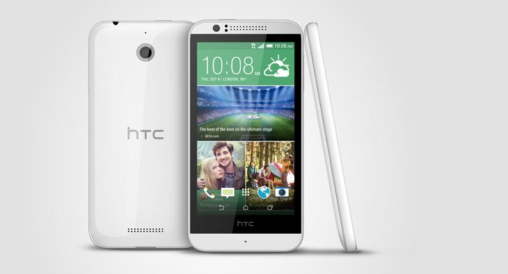 HTC-64bitプロセッサ搭載「Desire510」を発表