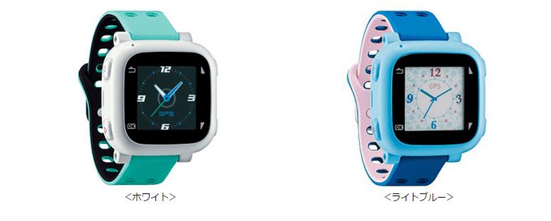 【NTTドコモ】3G機能を搭載した腕時計型子供見守りサービス「ドコっち/01」を発表
