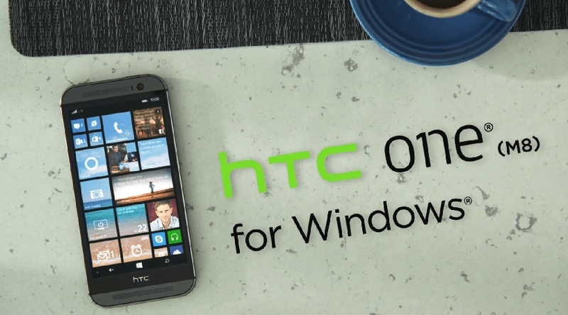 HTC-HTC One(M8)のWindowsPhone8.1モデルを発表