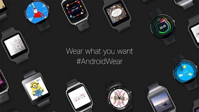 Google、Android WearのウォッチフェイスをカスタマイズできるAPIの提供を開始