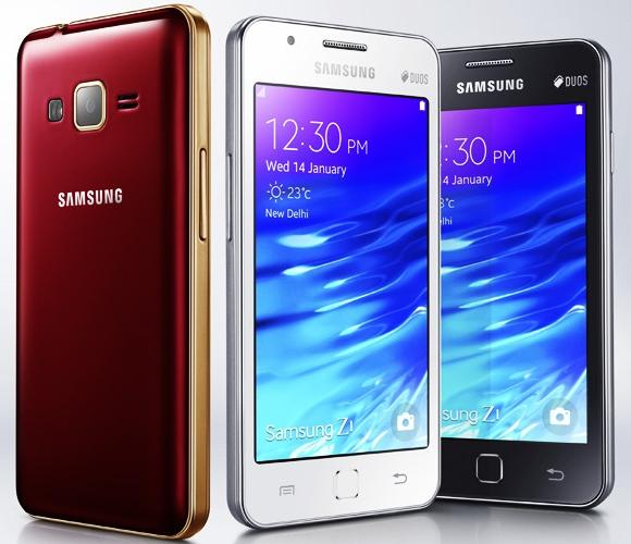 Samsung、Tizen OSを搭載したスマートフォン「Samsung Z1」をインドにて発表へ