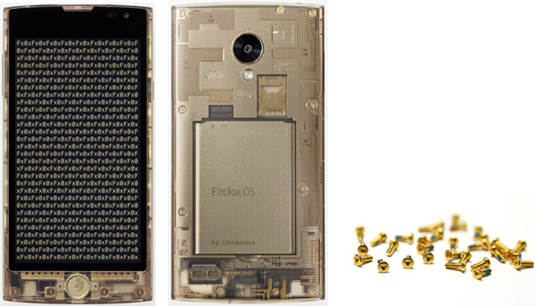 KDDI、Firefox OSを搭載したスマートフォン「Fx0」を発表。12月25日に発売へ