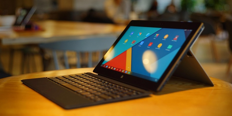 Android版Surfaceこと11.6インチの「Jide Remix Ultra Tablet」を発表-生産性の高いAndroidベースOS搭載