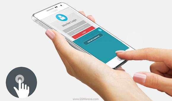 Samsung、フラッグシップモデルの「Galaxy S6」にはタッチタイプの指紋センサーを搭載か