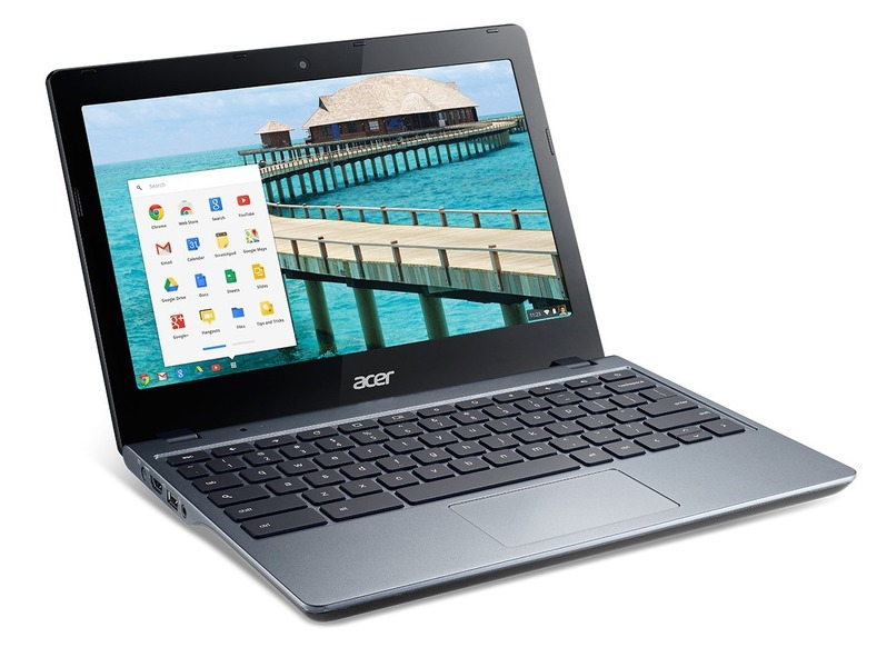 Chromebookが国内でも取り扱い開始へ!スペック比較など