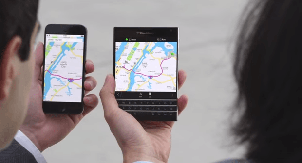 BlackBerry Passportのプロモーションビデオを公開。ワイドワークならではの利点を紹介