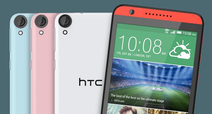 【IFA2014】HTC「Desire820」を発表,64bitオクタコアプロセッサを搭載したスマートフォンは世界初