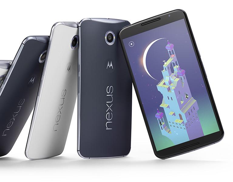 Google Nexus 6の日本発売は12月上旬以降に