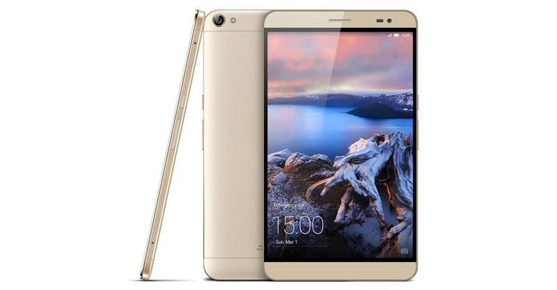 【MWC 2015】Huawei、LTE対応タブレット「MediaPad X2」や同社初のスマートウォッチ「Huawei Watch」を発表