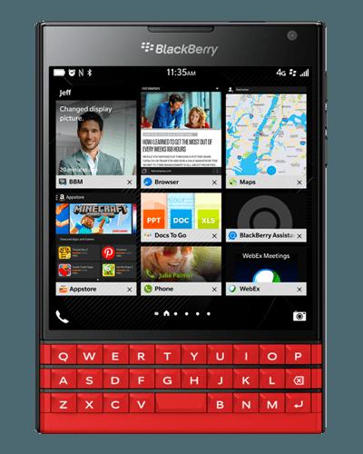 BlackBerry Passportがバレンタインキャンペーンにより100ドル値下げへ-米国・カナダ