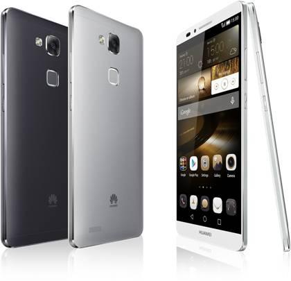 Huawei-IFA2014で発表されたメタルユニボディ採用のスマートフォン「Ascend Mate7」を12月に国内発売へ