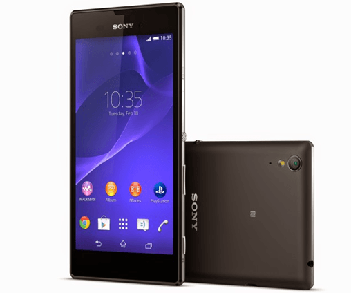 Sony-Xperia T3を正式発表。世界最薄5.3インチスマートフォン。ベゼルレス仕様