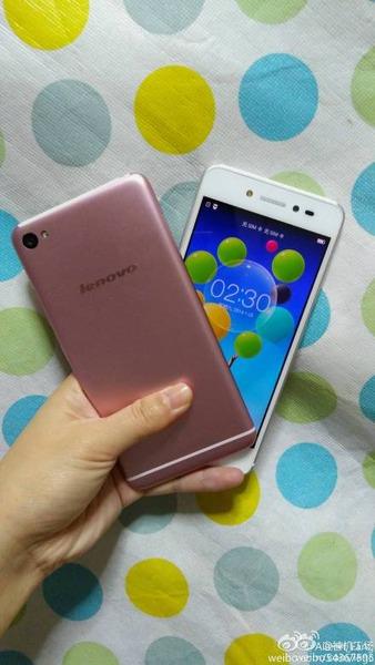 【そのまんま】Lenovo版iPhone6ことAndroidスマートフォンの「Lenovo S90(Sisley)」を開発中か