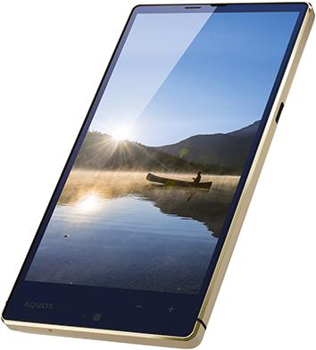 SoftBank-5.2インチIGZO搭載のスマートフォン「AQUOS PHONE Xx 304SH」が発表