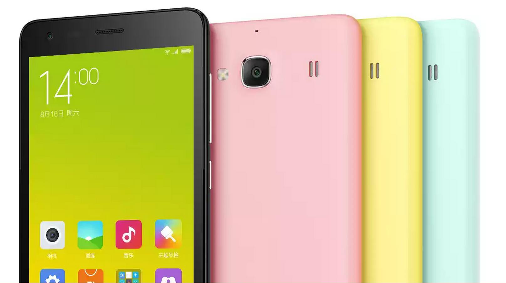 中国、Xiaomi低価格Androidスマートフォン「Redmi 2A」を発表