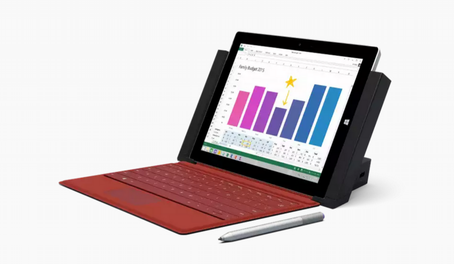 Surface 3 option
